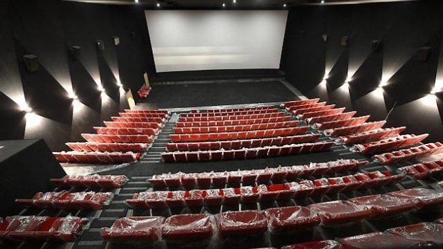 SPL niveau salle cinema